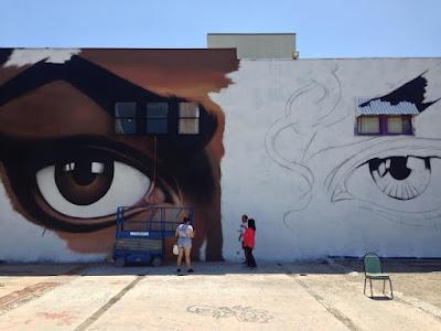 Michael jackson ltimas noticias un mural que vale la for Jackson 5 mural