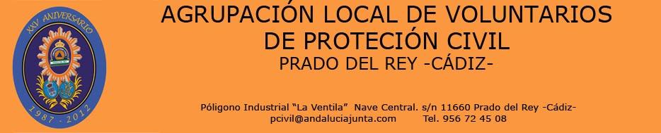 PROTECCIÓN CIVIL PRADO DEL REY