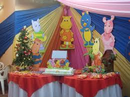 DECORACIÓN CON LOS BACKYARDIGANS decoracionesparafiestasinfantiles.blogspot.com/