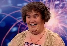A surpreendente Susan Boyle