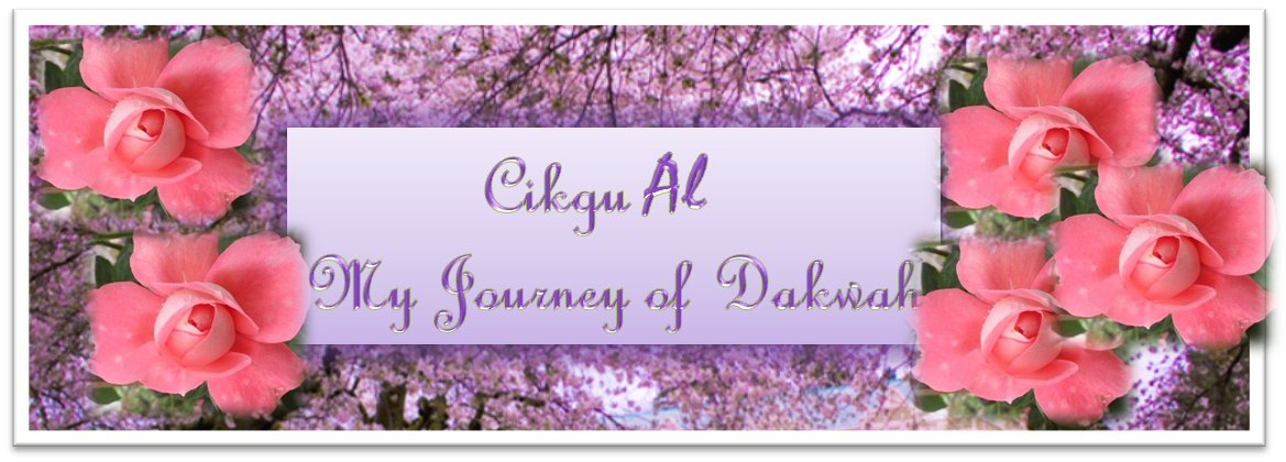 My Journey of Dakwah