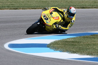 Hasil Lengkap Kualifikasi Moto2 Indianapolis, Amerika 2015