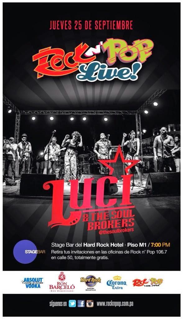 Rock N Pop Live - Stage Bar.