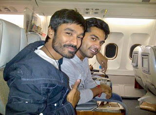 Simbu acting in Dhanush Production