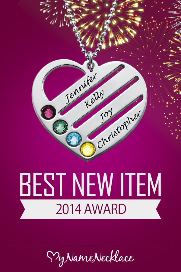 Best New Item 2014 Award