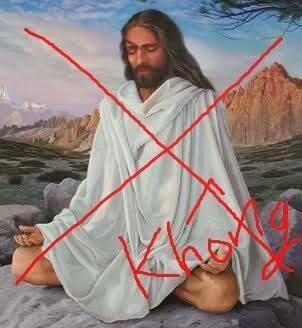Những hình ảnh nhạo báng Chúa Giêsu - Xin người công giáo hãy tỉnh ngộ và cẩn thận