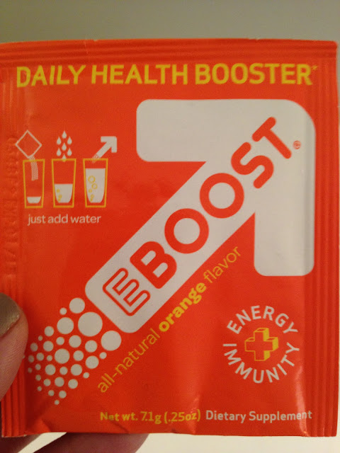 Orange EBOOST