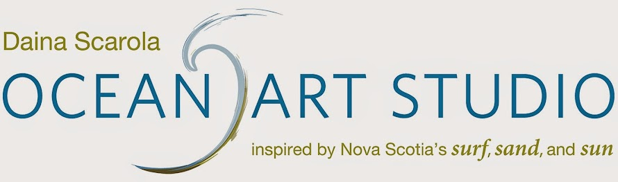 Daina Scarola, Ocean Art Studio
