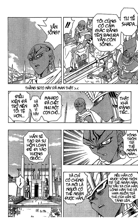 YuGi Oh – Vua Trò Chơi chap 295 Trang 16