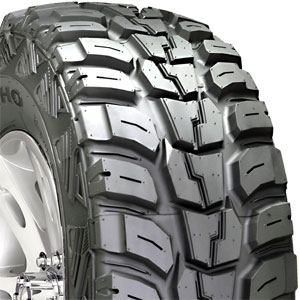 mud tires, Kumho, Road Venture, KL71, 235/75/15