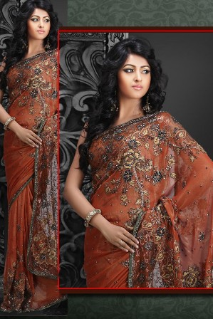 Latest-Lehenga-Saree-Designs