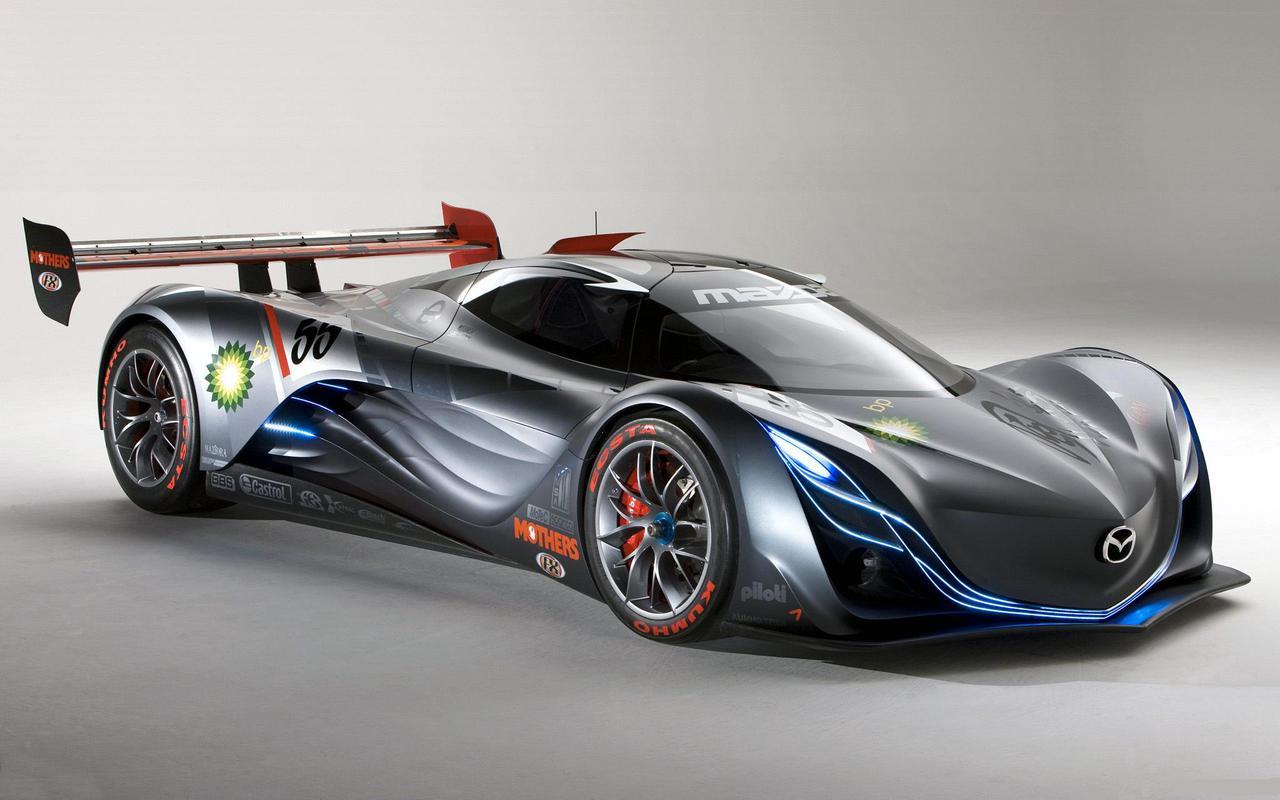 Mazda Sports Car Sports Cars