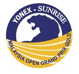 YONEX-SUNRISE Malaysia Grand Prix Gold 2013