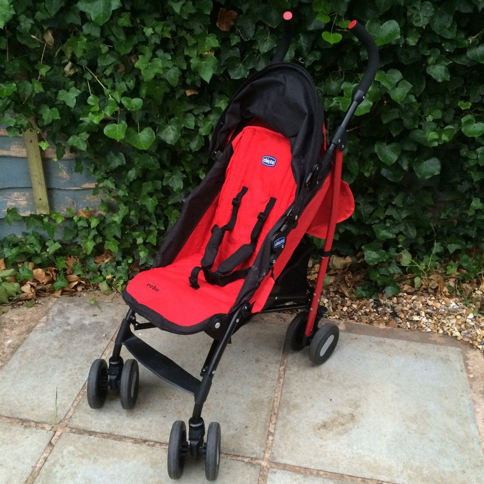The Knott Bump Amp Us Chicco Echo Stroller Review