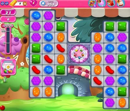 Candy Crush Saga 954