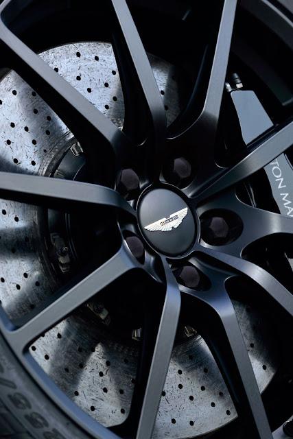 Aston Martin, V12 Vantage S, rim, rim view