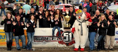 Thank You Speed51.com for your awesome coverage of the 46th Annual Snowball Derby Presented by JEGS.