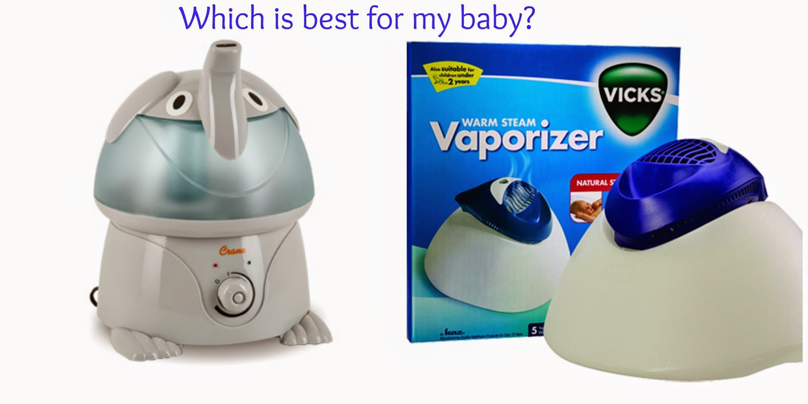 Dabblingmomma: Baby Safety Month Humidifier or Vaporizer? #0870C3