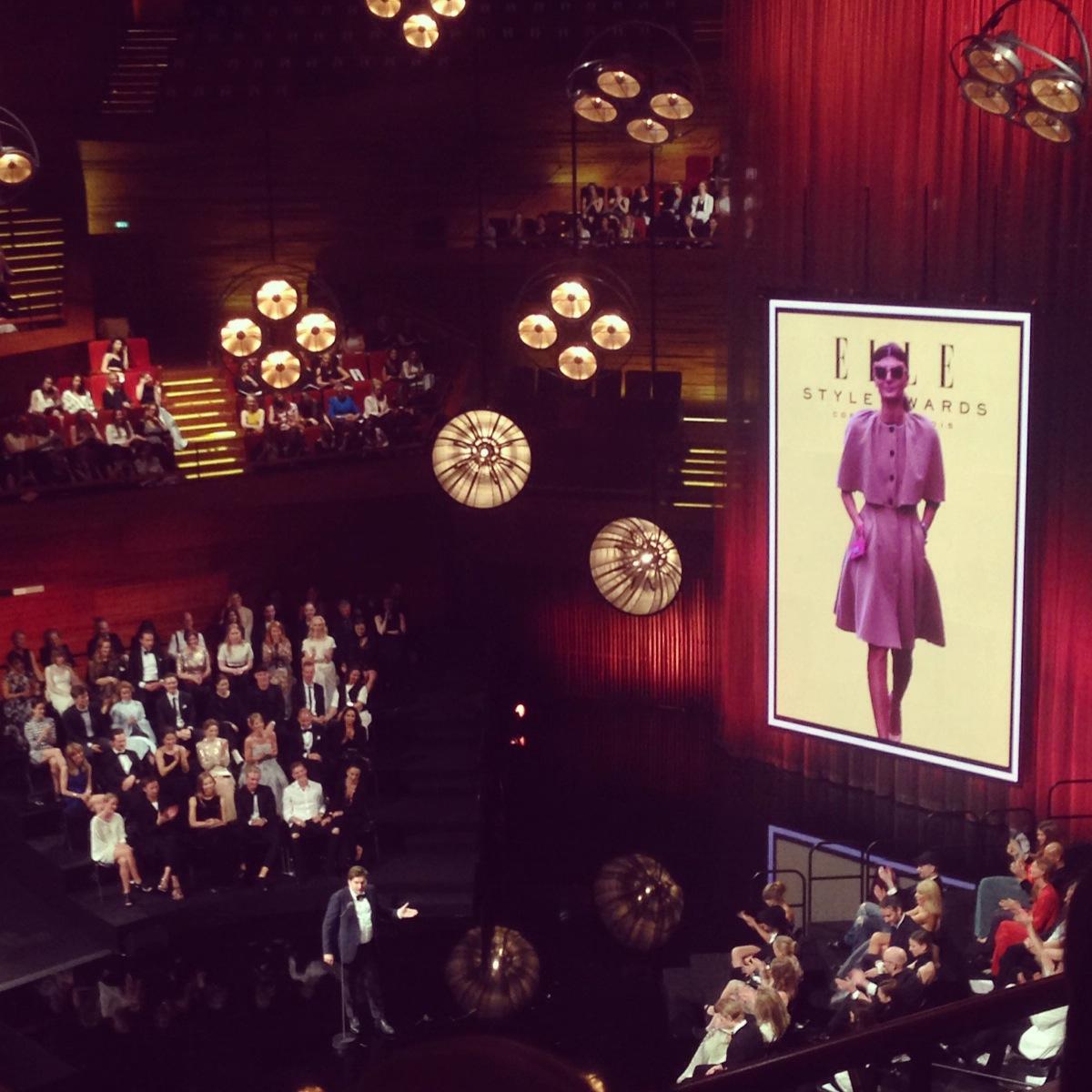 Elle Style Awards Copenhagen