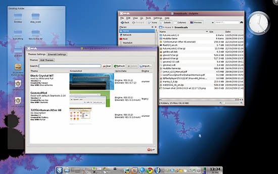 Installing Compiz Emerald In Linux For 3d Effects