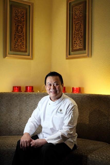 KLGCC, China Treasures Restaurant, Kuala Lumpur Golf and Country Club