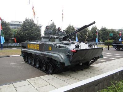 BMP-3F batch 2 segera datang tak lama lagi