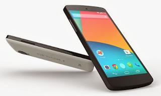 Smartphone Google Review : Google Nexus 5