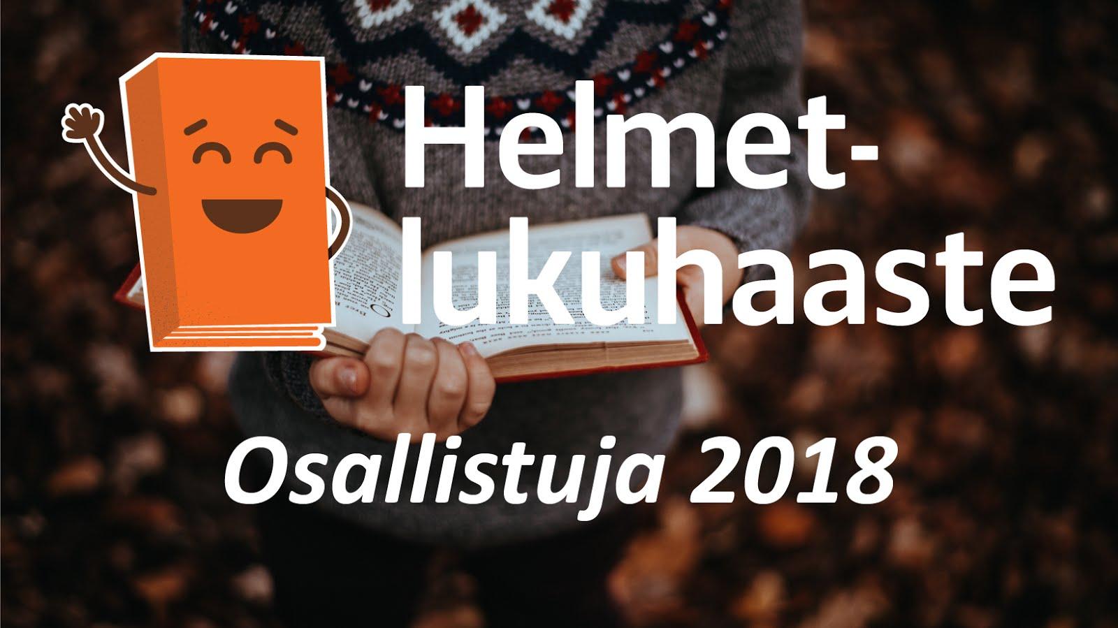 Helmet -lukuhaaste