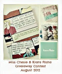 miss chesie and kiara flisha giveaway