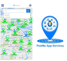 Service App of the Month - PickMeApp