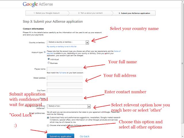 approve adsense account, free adsense online free, google adsense,