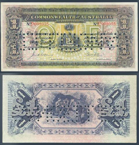 Australia £1