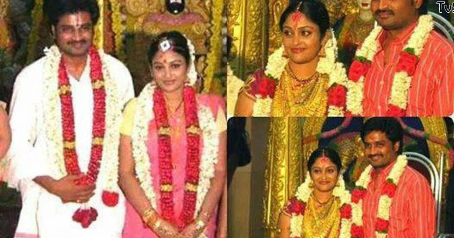 Actress Sreeja Chandran Real Life Marriage Photos