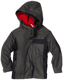 Columbia Boys 8-20 Jagged Peak Parka