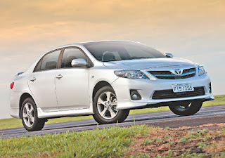 Novo Corolla 2013 Toyota Fotos Preço