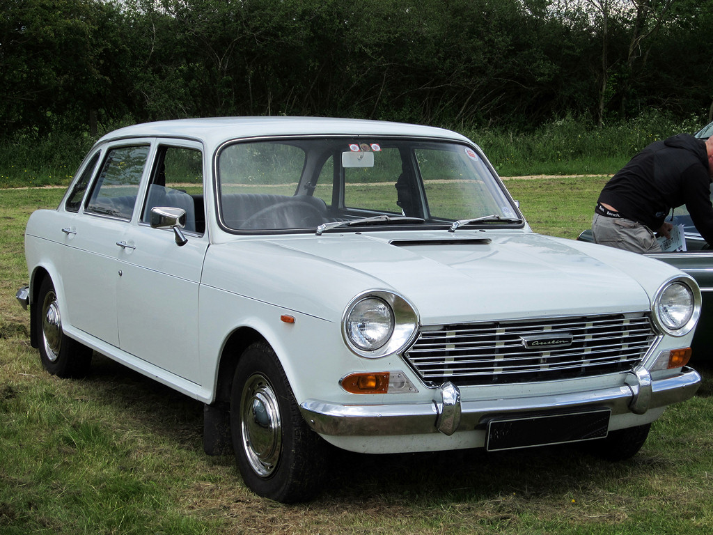 Avengers In Time 1965 Cars Car Of The Year Austin 1800