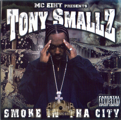 MC Eiht – Smoke In Tha City (CD) (2004) (192 kbps)