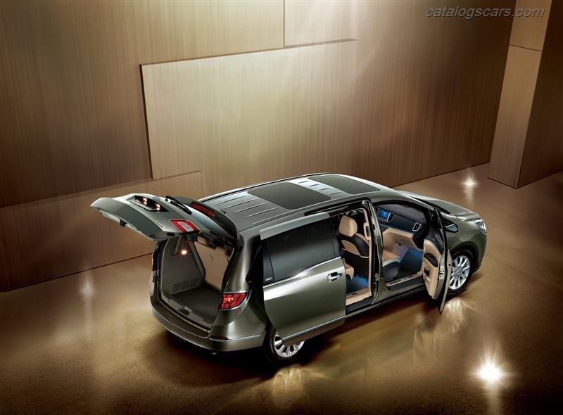 صور سيارة بويك جى ال 8 2012 - اجمل خلفيات صور عربية بويك جى ال 8 2012 - Buick GL8 Photos Buick-GL8-2011-06.jpg