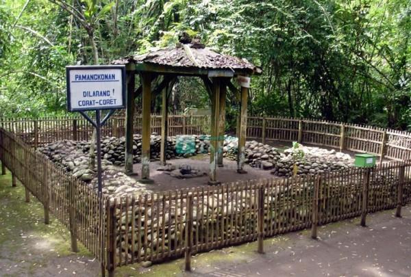 wisata alam bandung timur Situs Legenda ciung wanara