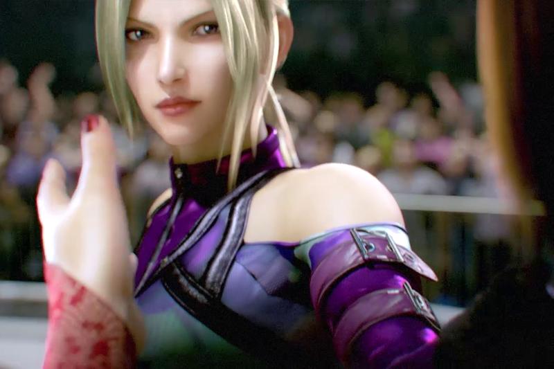 Tekken Render CGI Movie