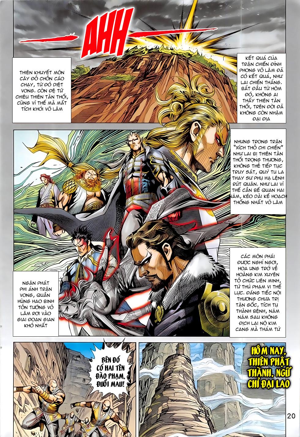 Thần Chưởng trang 20