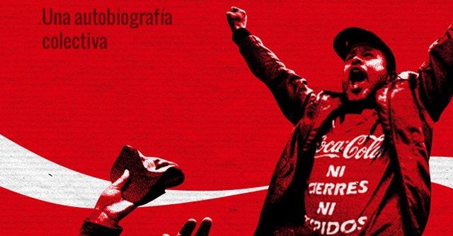 """Queremos editar y publicar el libro """"Somos CocaColaEnLucha"""""""