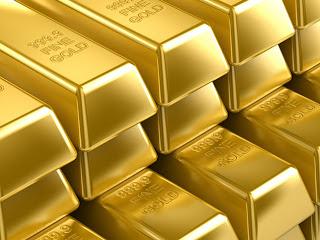 barra de ouro, itens valiosos, metais valiosos