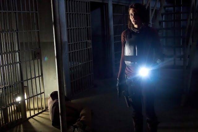 The Walking Dead 4x05 'Interment' Maggie