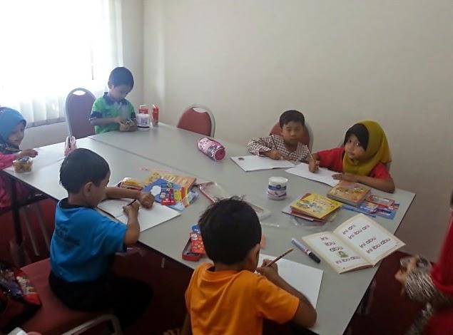 Pendaftaran dan tapisan pelajar kelas harapan Nurinsaniah 2015