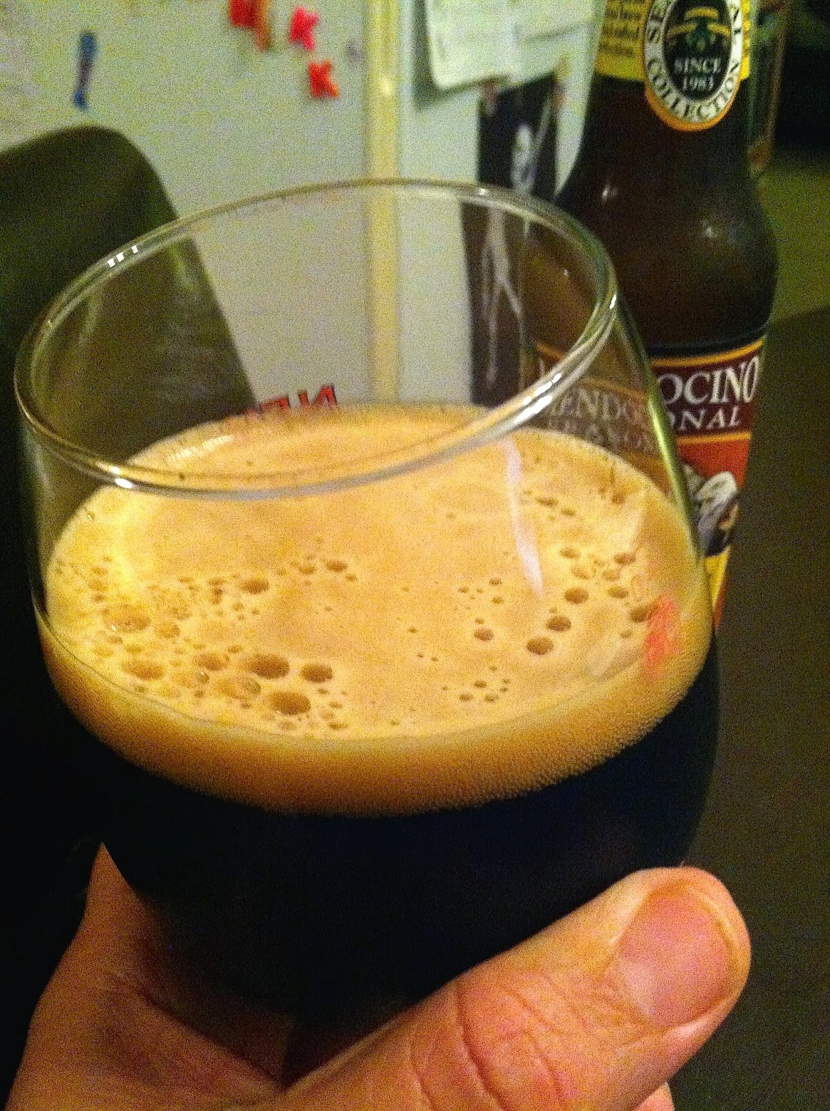 Mendocino Brewing Oatmeal Stout 2