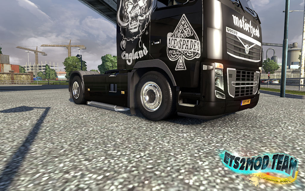 [ETS2] Chrom Rims & Realistic Tyres Ets2_00149