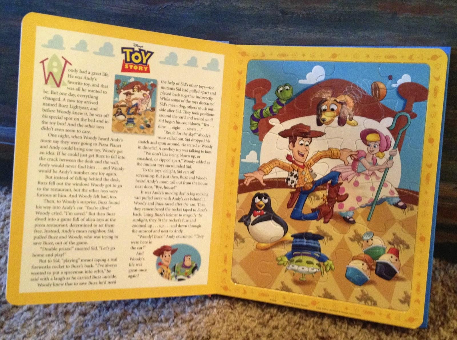 Dan the Pixar Fan: Pixar Collection: Puzzle Time Book