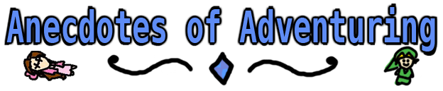 Anecdotes of Adventuring