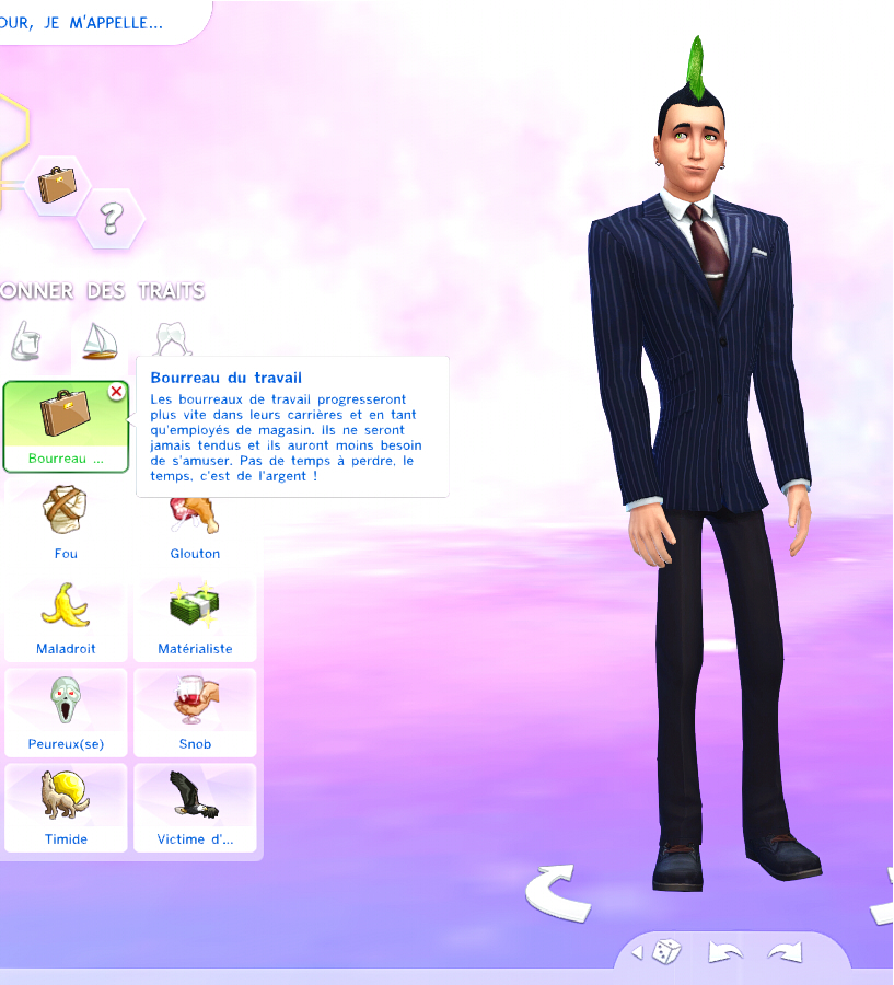how to add more traits sims 4